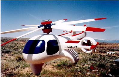 HBX-21 HELICOPTER