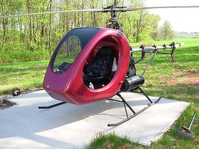 Kinney Hot Rod Helicopter