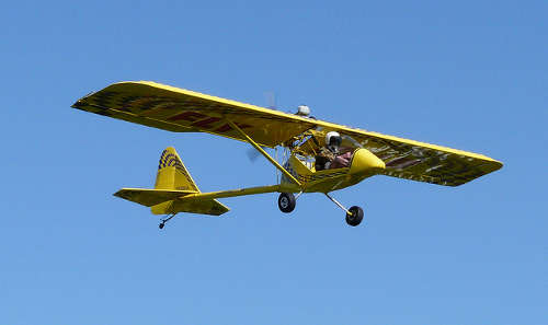 Wonderful Ultralight Airplanes Great Pictures