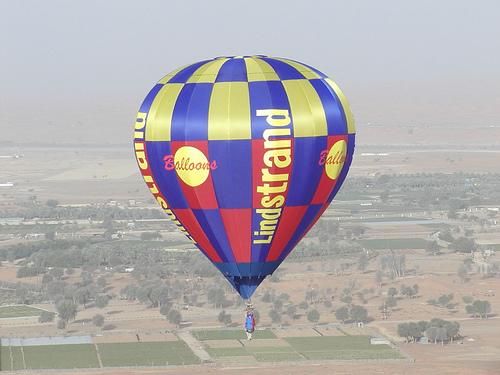 Cloudhopper Hopper Balloon