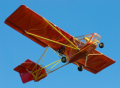 Ultralight Aircraft Build By Plans