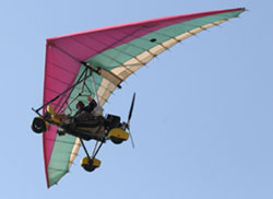 Microlight aircraft